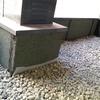 Foto: acondicionamiento de jardineras