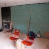 Arreglar grietas, pintar terrazas y pared medianera  con pintura impermeable