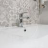 Alicatado y solado de baño