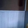 Vallar con valla blanca de bloque