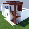 Renovación de 300 m de tejado de madera y teja mixta