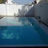 Ampliación piscina