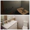 Antes/Después baño 2