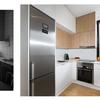 Antes y después de la cocina
