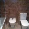 Aplicacion de Microcemento en baño
