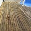 aplicacion del tinte en la madera antes del barniz