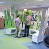 Área de entrada a la oficina