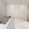Armario grande en dormitorio