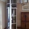 ascensor de vacío en un duplex