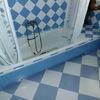 Arreglo de un agujero en una bañera antigua