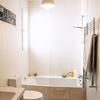 Dividir Baño grande en dos baños
