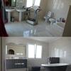 Baño (antes y despues)