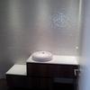 baño con mueble a medida de diseño