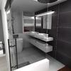 Baño-Dormitorio