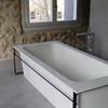 Baño integrado en habitación