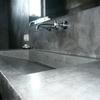 Baño integral en microcemento