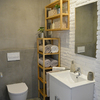 Poner Cemento Pulido En Paredes Baño