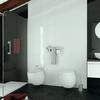 Baño minimalista