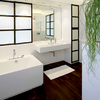 baño solid surface staron
