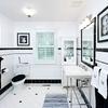 baños con una buena iluminación