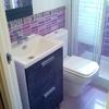 Baños en espacios reducidos