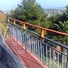 Baranda terraza.