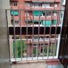Instalar barandilla de protección de escalera