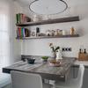 Barra silestone cocina