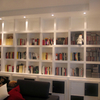 Biblioteca salón