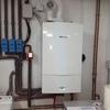 Instalación caldera de condensación (piso 65 m2)