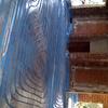 Foto: Calefacción suelo radiante con agua.