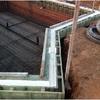 Canaleta rebosadero EDAP vista montaje