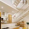 Proyecto de Casa de 2 plantas en un terreno de 344, 18 m2 del 65% urbanizable.