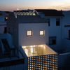 Casa Pérez Pichardo_Fachada trasera