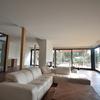 casas pasivas salón decorado