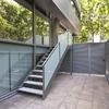 Cerramiento y Escalera exterior
