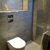 Cisterna empotrada y decoración
