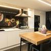 Cocina a medida para loft