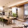 cocina abierta comedor