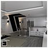 Necesito el arreglo de una fachada y la ampliación del salón en esta misma vivienda, salón ampliado con obra