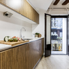 Cocina apartamento vacacional