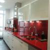 Cocina mármol rojo 2