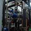 Colocación de nueva red de bombeo de calefacción en Zaragoza