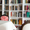 Comedor/biblioteca