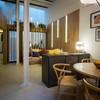 Comedor y salón en un mismo espacio