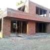 Construcción casa unifamiliar con acabado estilo ibizenco