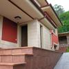 Construcción de vivienda nueva unifamiliar aislada - acceso