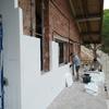 Construccion sistema SATE de fachada