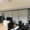 Cortinas enrollables de Polyscreen 1% Oficinas