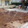 Excavacion y construccion piscina